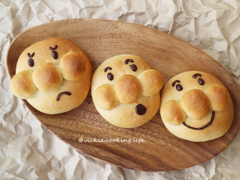 麵包超人【麥典麵包專用粉】Q彈好塑形