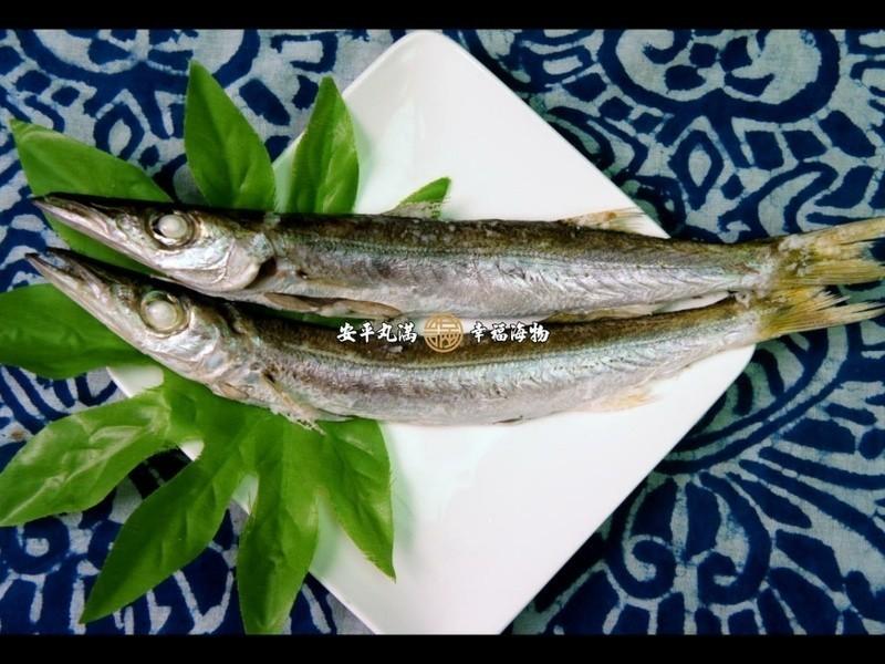 【幸福海物】鹽燒澎湖金梭魚