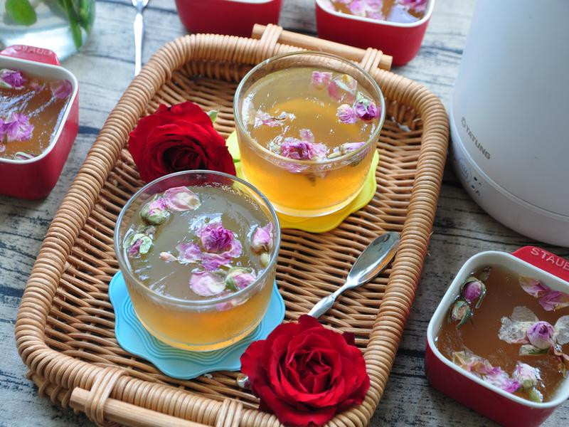 玫瑰茶凍【大同輕享料理壺】
