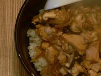 素食壽喜燒蓋飯