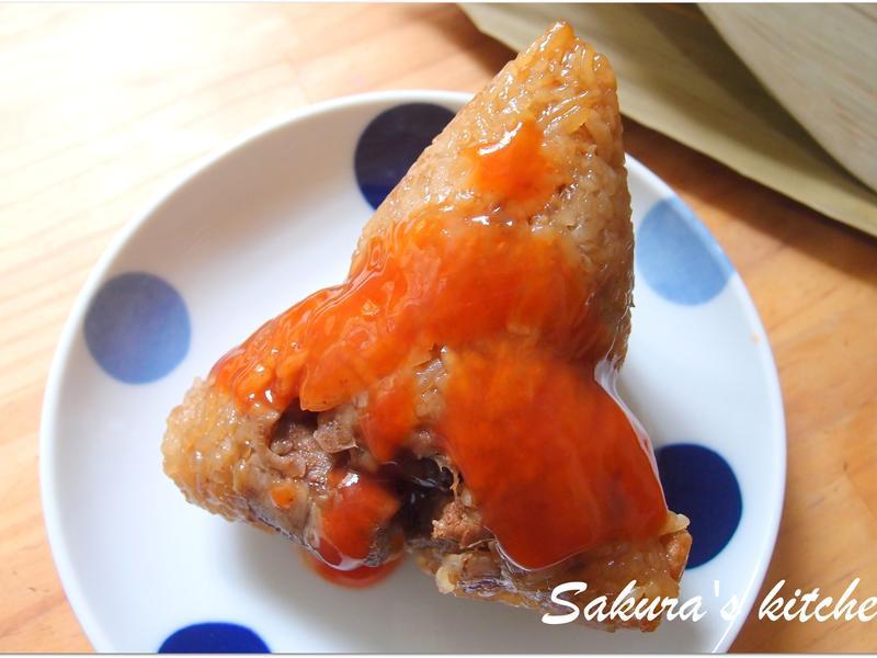 ♥我的手作料理♥ 北部燒肉粽