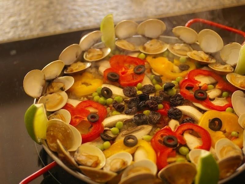 Paella  西班牙海鮮飯