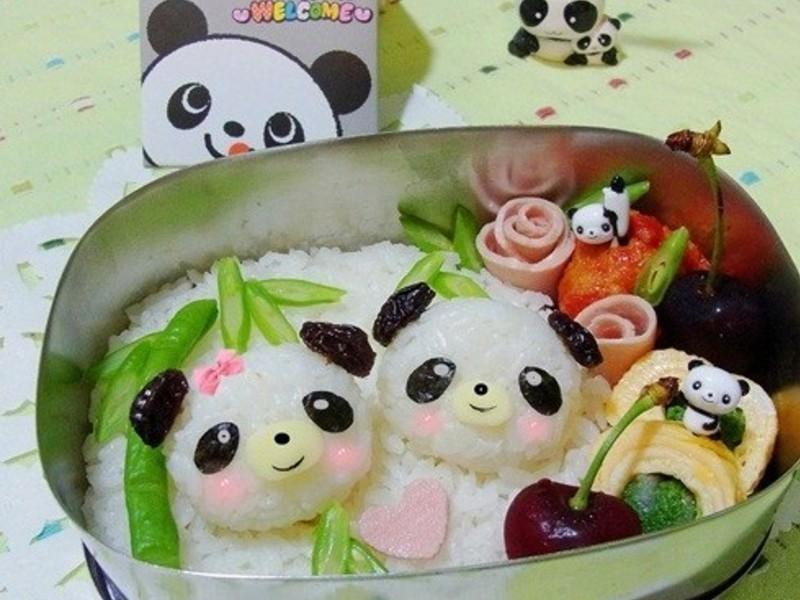 《親子食堂》貓熊♥團圓