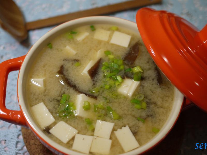 高鈣鮭魚味增湯