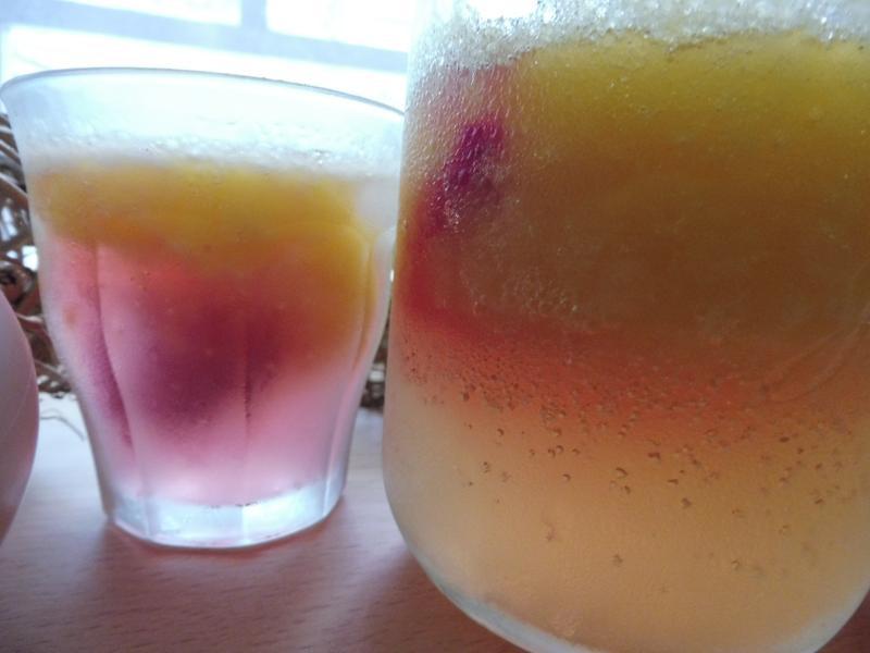 盛夏盛產 芒果季 超簡單的芒果雪碧凍飲