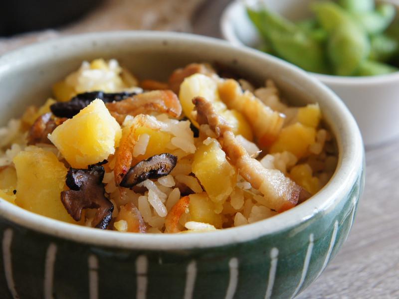 饗瘦美味 古早味割稻飯