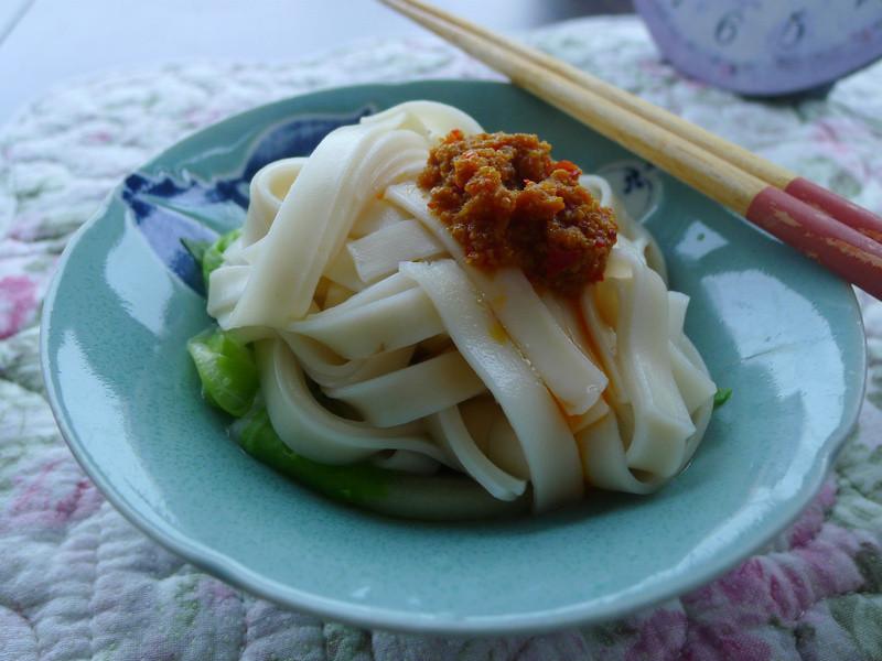 品靚上菜-辣椒魚卵乾拌麵
