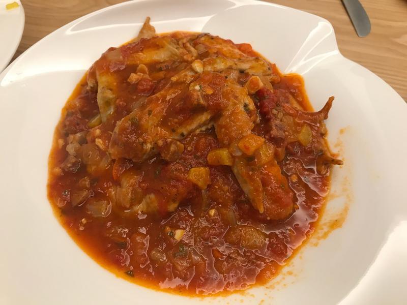 西班牙燉雞翅