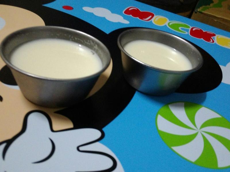 鮮奶布丁(入口即化)