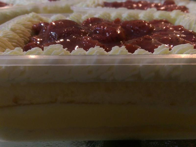 好市多草莓蛋糕