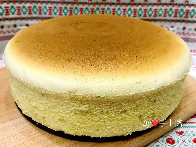 🍋檸檬棉花蛋糕🍋8吋、水浴法、燙麵法