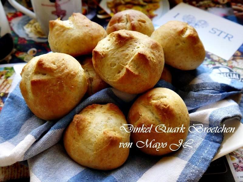 德國 斯佩爾特夸克小麵包