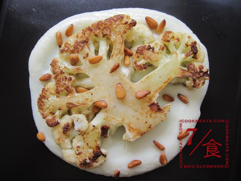 【7/食】白花椰菜兩吃