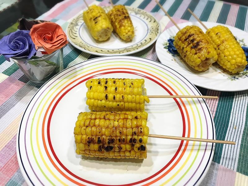 奶油x BBQ玉米