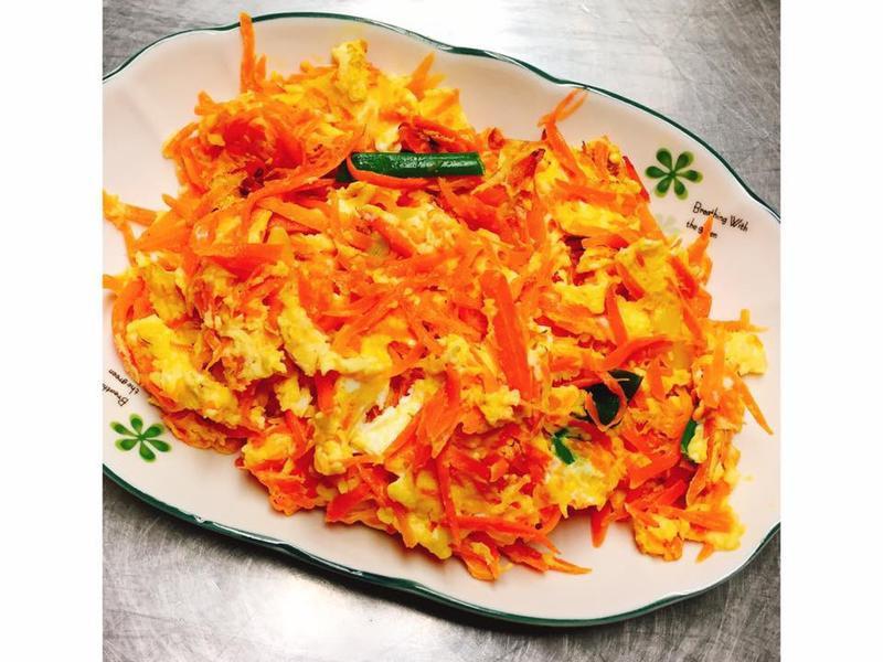 【隨興料理】紅蘿蔔炒蛋🥕🥚