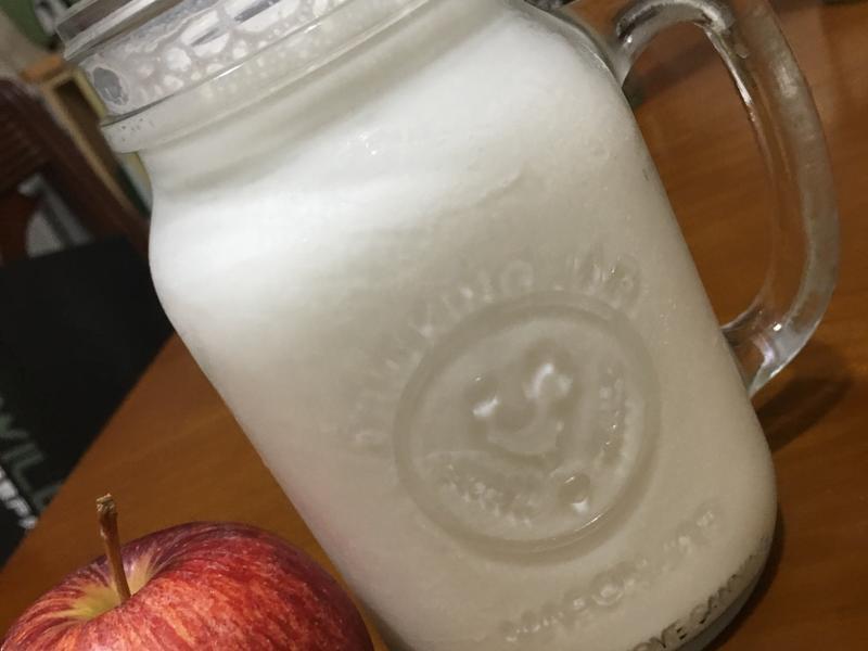 高蛋白「蘋果葛格的牛奶」260卡