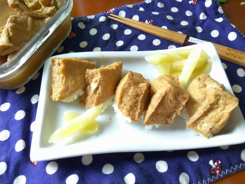自製稻禾壽司