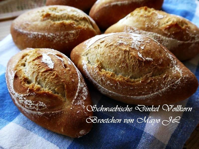 德國 施維比許人之斯佩爾特全麥麵包