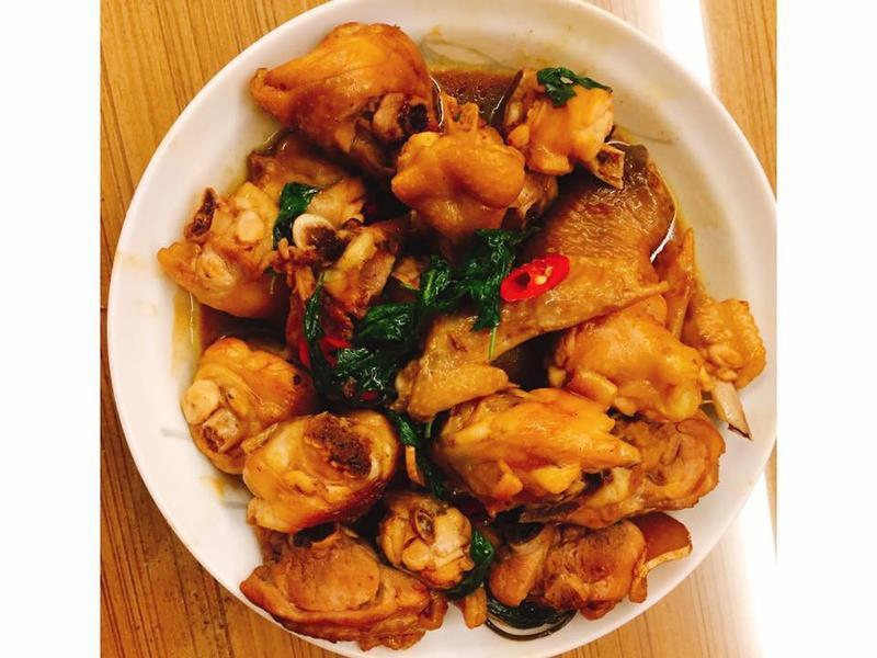 【隨興料理】三杯雞🐔