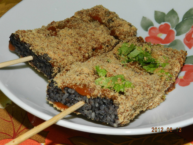 ㄚ曼達的廚房~台北豬血糕
