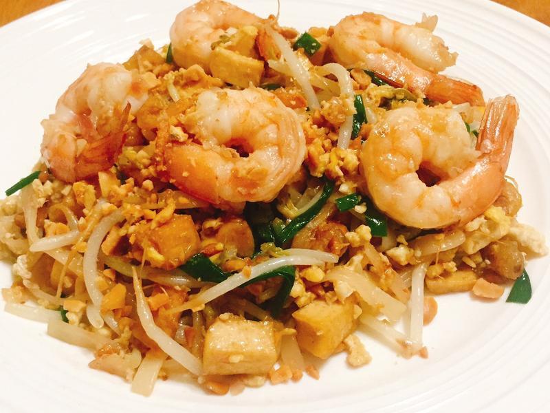 泰式炒粿條 Pad thai