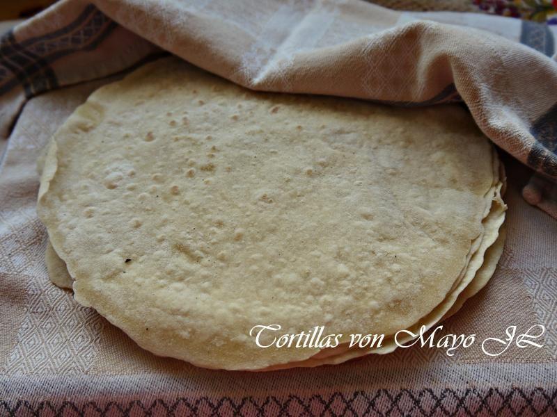 墨西哥 Tortillas(捲餅皮)
