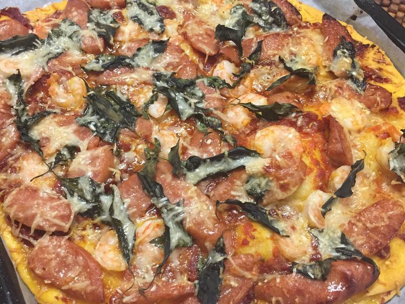Fait maison pizza