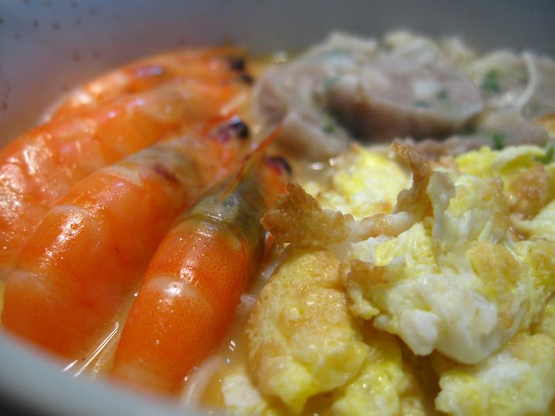品靚上菜-私房鮮蝦麵