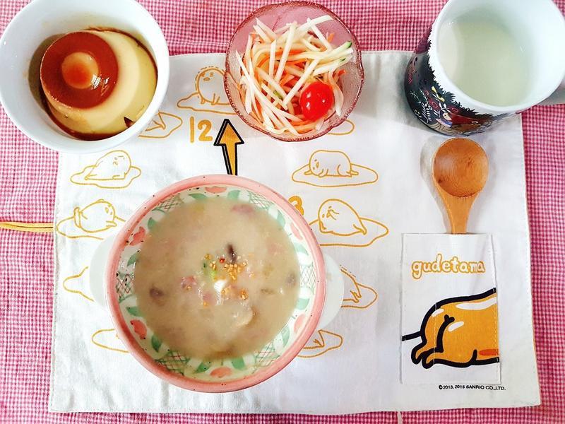 香濃培根蘑菇濃湯