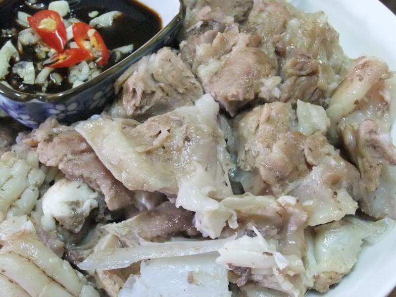 ღ小吟愛做菜ღ 蒜辣醬豬頭肉