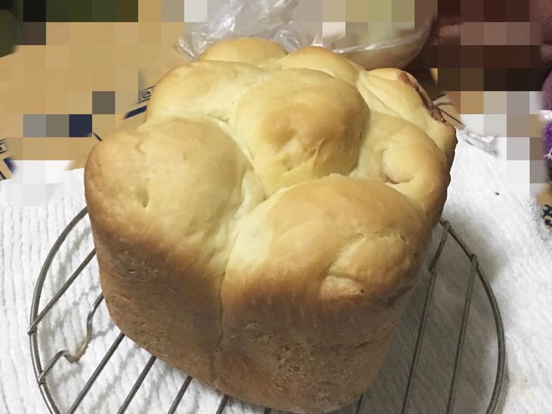 綜合麵包捲(twinbird麵包機)