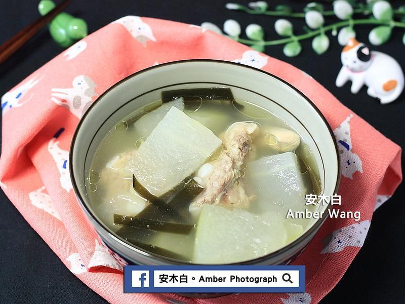 冬瓜昆布排骨湯