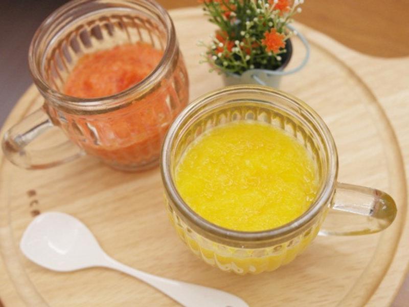 寶寶副食品「甜椒泥」增強免疫力 ♪