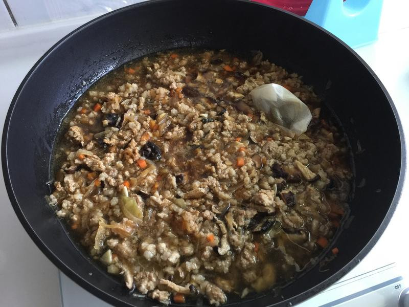 Mimima❤️洋蔥肉燥飯(滷肉飯)