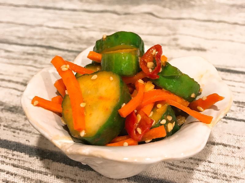 🥒韓式涼拌小黃瓜🥒