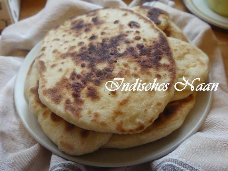 印度 烤餅(Naan)