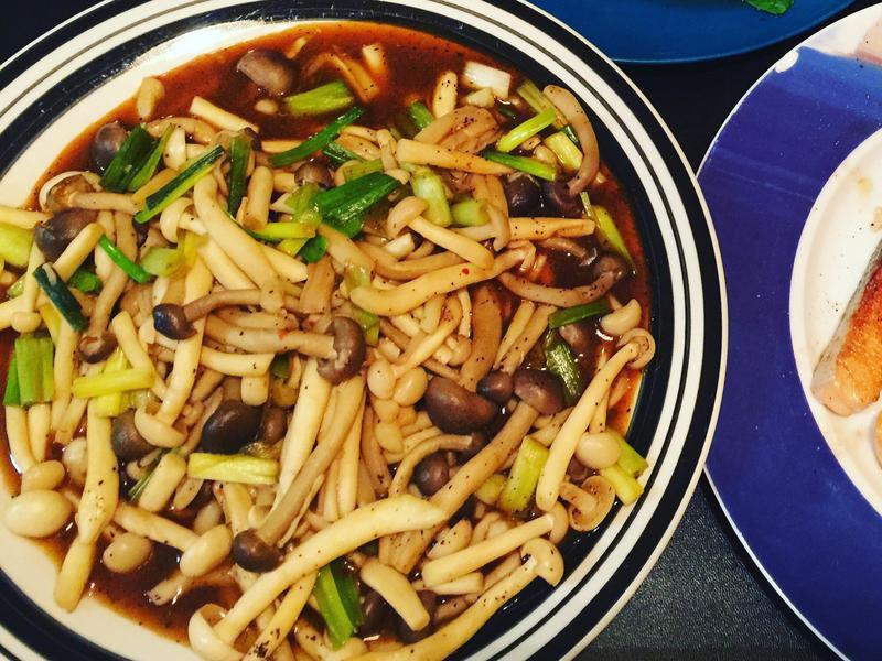 蠔油綜合菇