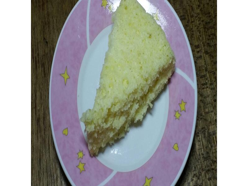 檸檬蛋糕(電鍋版)
