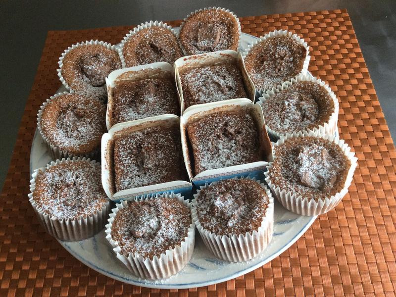 巧克力北海道戚風蛋糕