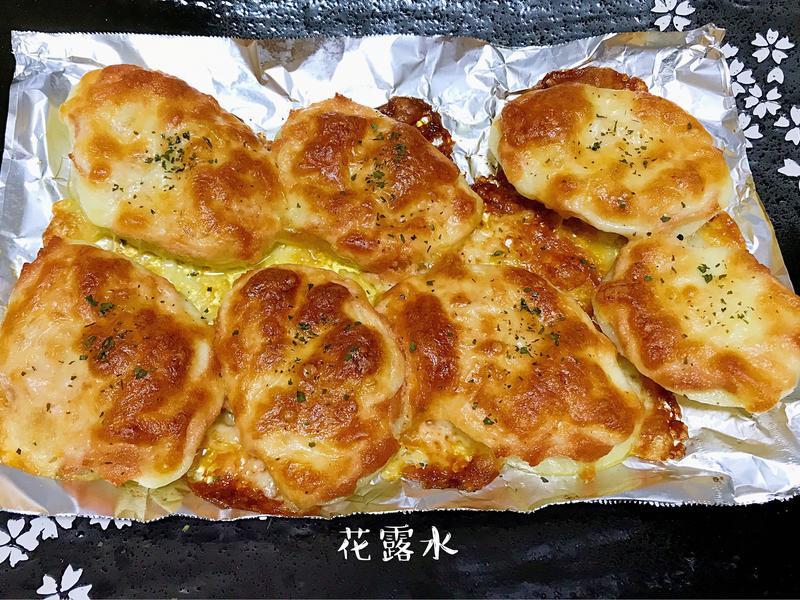 《明太子起士焗洋芋》新手也能簡單做料理