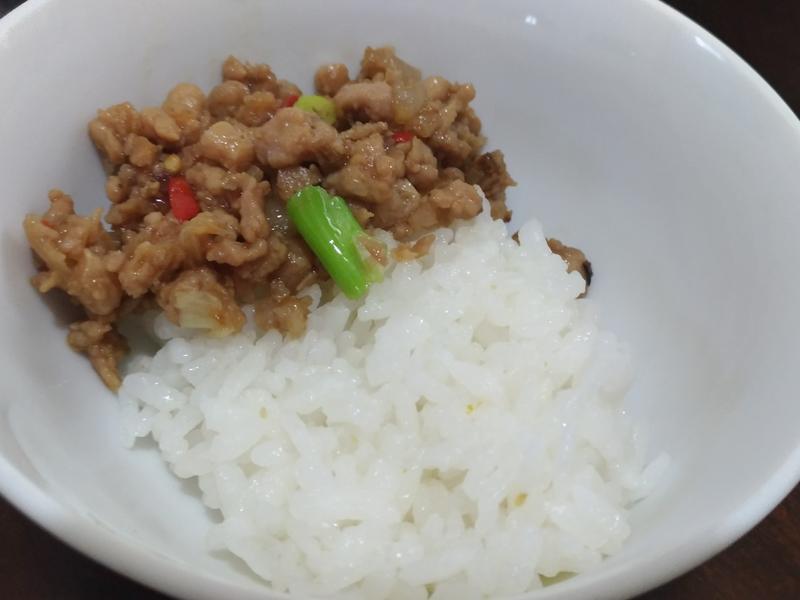 萬用絞肉醬(拌飯,拌麵,燙青菜,炒麵)