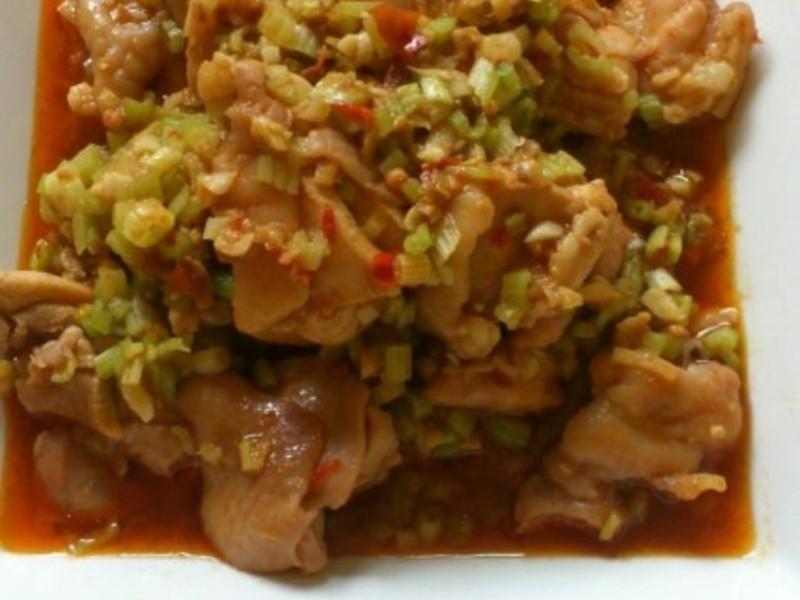 懶人妻的超簡單料理~「陀陀雞」