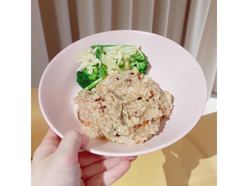 【麻油雞燉飯】化熟飯剩飯為神奇