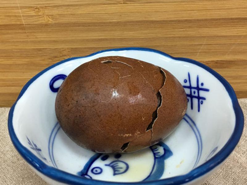 豆麥香菇茶葉蛋