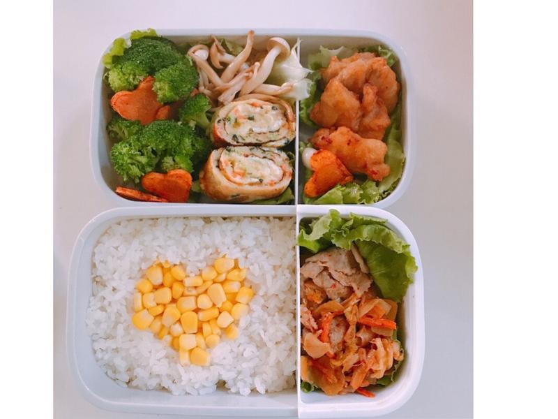 #3 愛妻便當 冷掉也好吃的日式家常菜