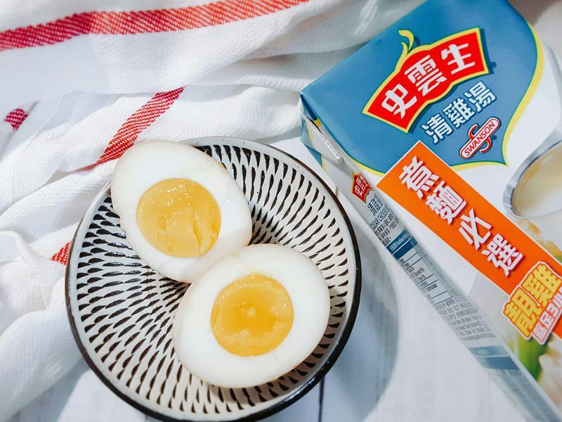 日式風味溏心蛋
