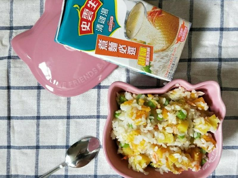 夏日彩瓜炊飯