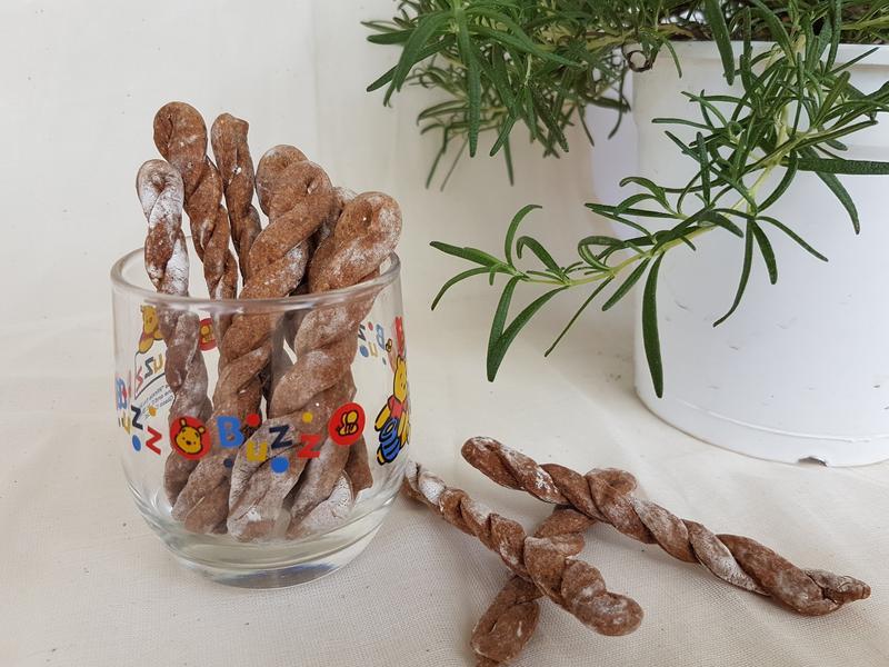 【狗狗版】穀物餅乾