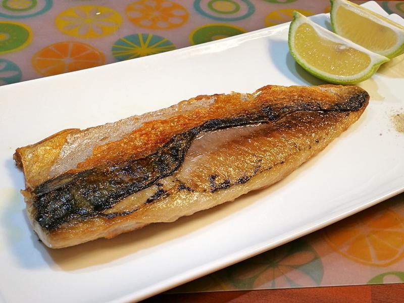 乾煎頂級薄鹽挪威鯖魚(988廚房)