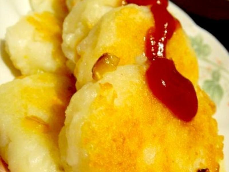 馬鈴薯泡泡餅